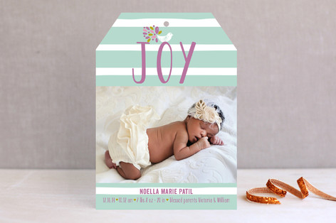 Grand Peace Holiday Photo Cards
