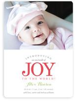 New Bundle of Joy