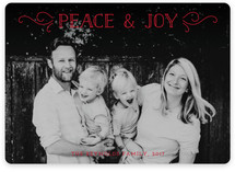 Peace And Joy Flourish