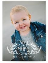 Very Merry Lettering by Lehan Veenker