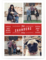 Home Grown Holiday Photo Cards