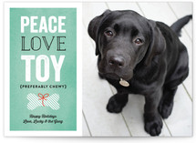 Peace, Love, Toy