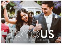 Joy and Us