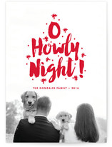 O Howly Night by Paper and Parcel