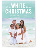 white sand christmas