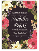 Rhapsody Foil-Pressed Wedding Invitations