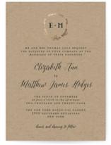 Always Foil-Pressed Wedding Invitations