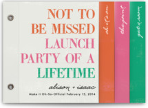Launch Party of a Lifetime