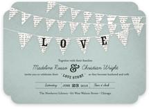 Love Story Wedding Invitations