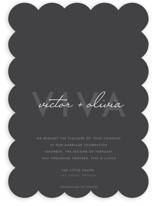 Viva Las Marriage Wedding Invitations