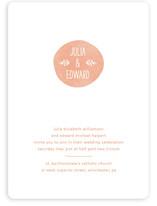 Sweet Stamp Wedding Invitations