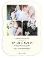 Moments Captured Wedding Invitations