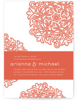 Love Blossoms Wedding Invitations