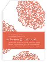 Love Blossoms Wedding Invitations