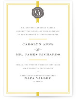 Sealed w/ Love Wedding Invitations