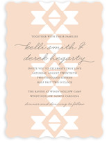 Darling Desert Wedding Invitations