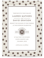 Devoted Wedding Invitations