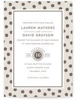 Devoted Wedding Invitations