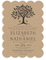 Enchanted Wedding Invitations