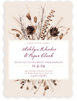 Gone To Seed Wedding Invitations