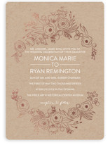 Miss Monica Wedding Invitations