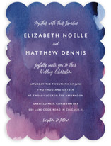 Mulberry Wedding Invitations