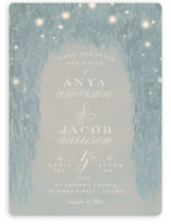 Paris Garden Wedding Invitations