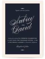 Sabrina Wedding Invitations