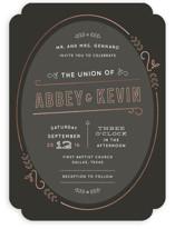 The Union Wedding Invitations