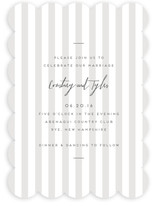 Top Hat Wedding Invitations