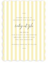 Top Hat Wedding Invitations