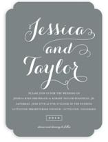 Just Lovely Wedding Invitations