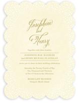 Baby's Breath Wedding Invitations