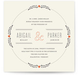 Country Inn Wedding Invitations
