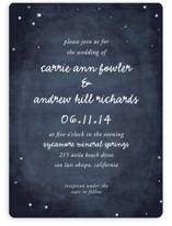 Constellations Wedding Invitations