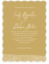 Sprinkled Love Wedding Invitations