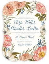 Garden Rose Wedding Invitations