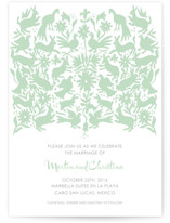 Otomi Wedding Invitations