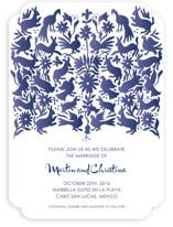Otomi Wedding Invitations