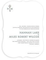 float + love lockdown Wedding Invitations