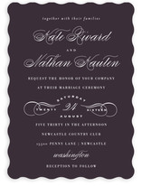 Promise Wedding Invitations