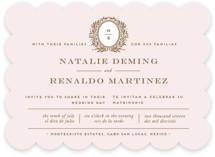 Endure Wedding Invitations