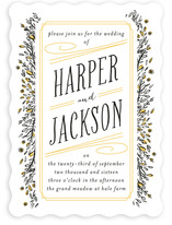 Grand Meadow Wedding Invitations