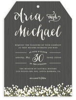 In Nature Wedding Invitations