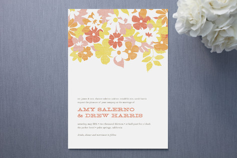 Saint Tropez Wedding Invitations