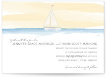 Set Sail Wedding Invitations