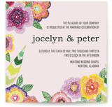 Wildflower Mead Wedding Invitations