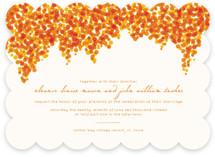 Bougainvillea Wedding Invitations