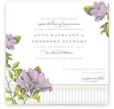 Flore Wedding Invitations