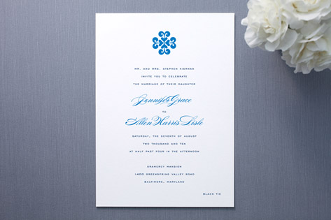 Espy Wedding Invitations